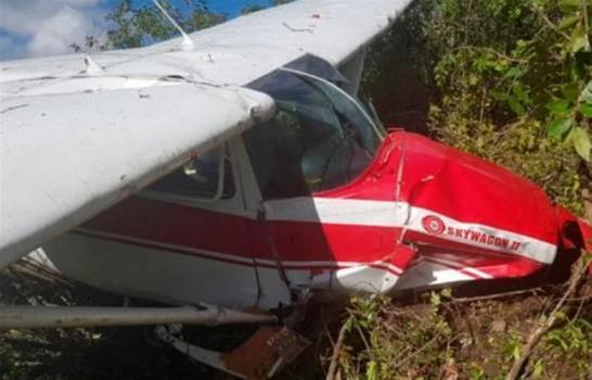 Se Presume Era Un Vuelo Irregular La Avioneta Que Cayó En Tamayo