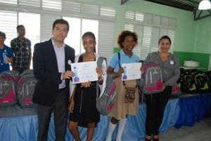 Fundación Afd Barceló Reconoce Y Premia Estudiantes Meritorios De Consuelo