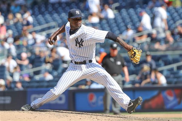 Yankees Suben A Domingo German