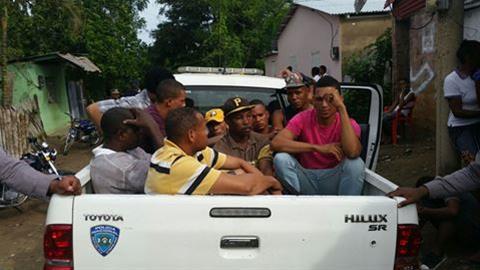 Agentes Dicrim Y Dican Detienen 15 Personas En Operativos Hato Mayor