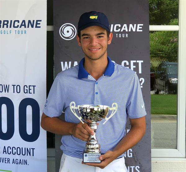 Julio Ríos Gana En El Greg Norman Junior Open