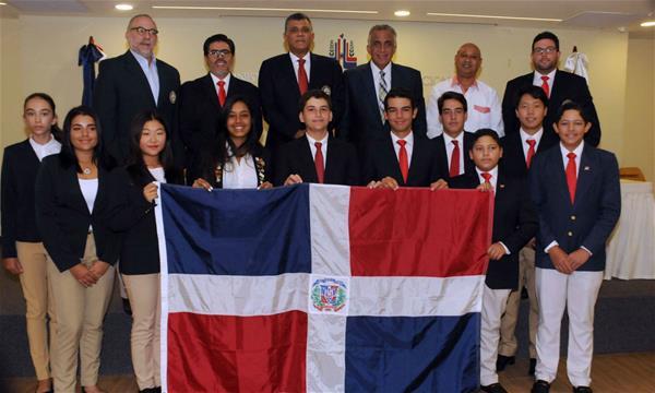 Fedogolf Y Miderec Presentan Selección De Golf Juvenil
