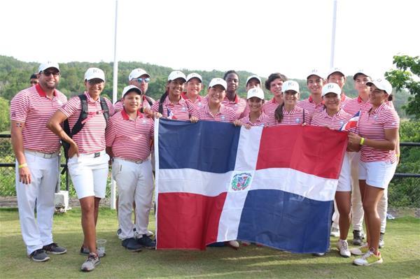 Dominicana Queda Tercero En Campeonatos Juveniles De Golf