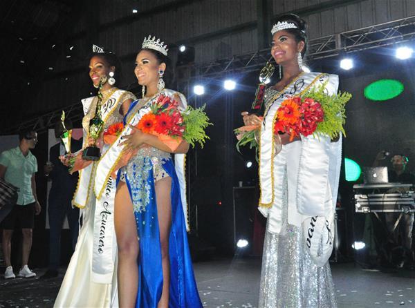 Genesis Garcia Electa Como Miss Santa Ana 2018