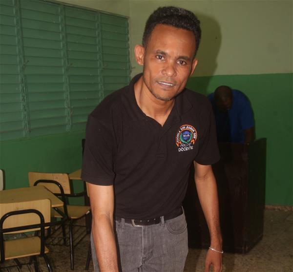 Dennys Santana Gana Elecciones De Adp En Consuelo