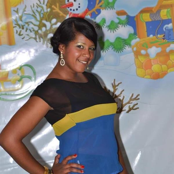 Fallece Dayana Santos