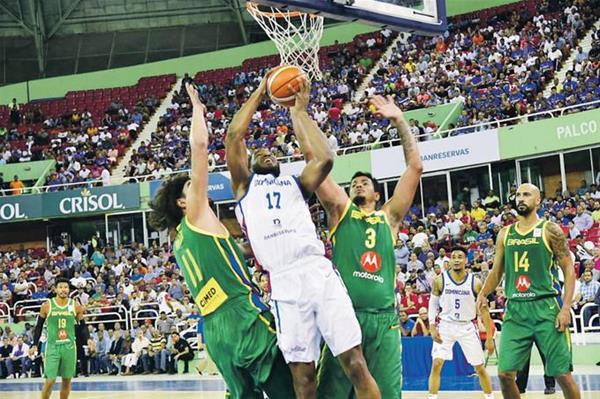 Dominicana Estará Por Tercera Vez En El Mundial De Baloncesto