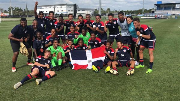 Dominicana Avanza A Ronda Final Campeonato Sub-17 De Concacaf