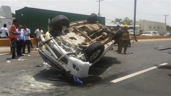 Jueves Y Viernes Santo: Nueve Muertos Y 15 Heridos En Accidentes De Tránsito