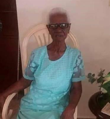 Fallece En Consuelo Madre De Ex Pelotero Julio Cesar Franco