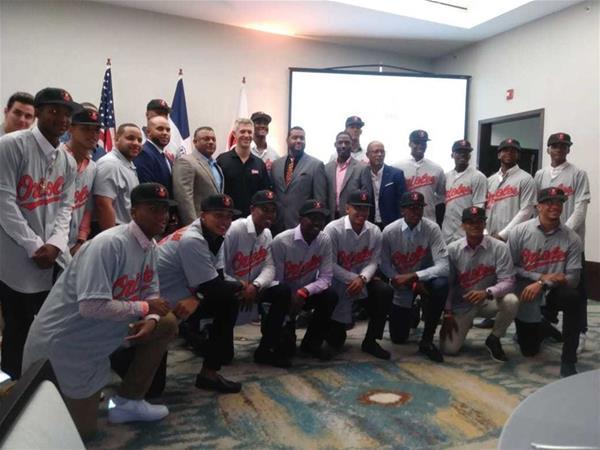 Orioles Presentan Jugadores Firmados En Julio 2