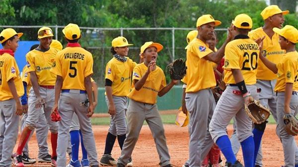 La Romana Y Mao Ganan Sus Grupos  En La Copa Nacional U12 De Béisbol