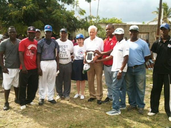 Inauguran Torneo De Beisbol Y Softball De Comunidades Cañeras De Consuelo