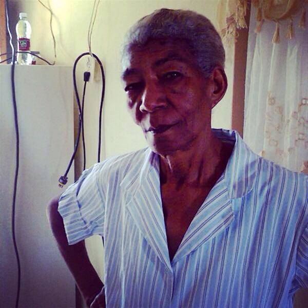 Fallece En El Barrio Puerto Rico La Señora Aura Estela Rivas