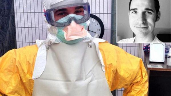 Medico De New York Tiene Ebola