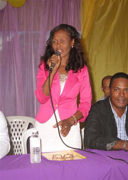 Yeny Lanza Precandidatura A Regidora Por El Pld