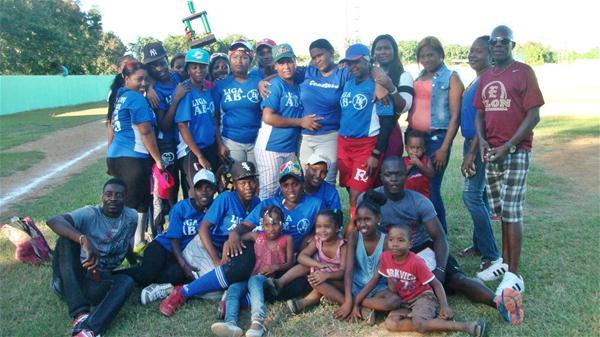 Ab4 Gana Cuadrangular De Softball Entre Comunidades