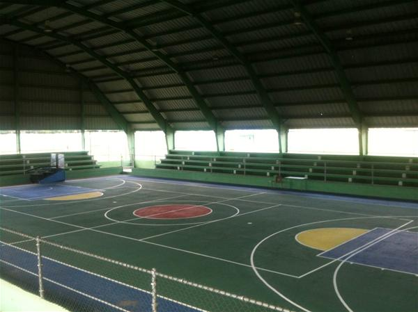 Ministerio De Deportes Repara Bajo Techo Multiuso