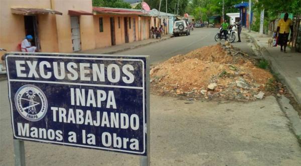 Denuncian Peligro De Un Hoyo En El Barrio Libertad