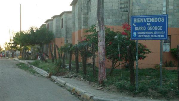 En El Barrio George Denuncian Avería Eléctrica