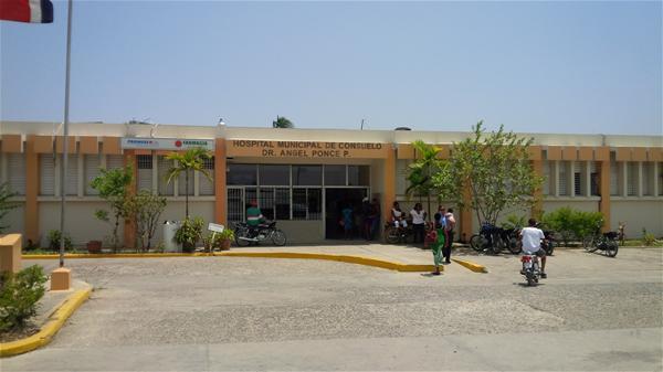 Comisión Hospital Ángel Ponce Realiza Visita Al General Then
