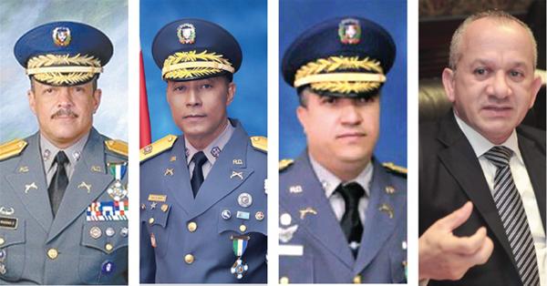 Presidente Medina Destituye Al Jefe De La Policia