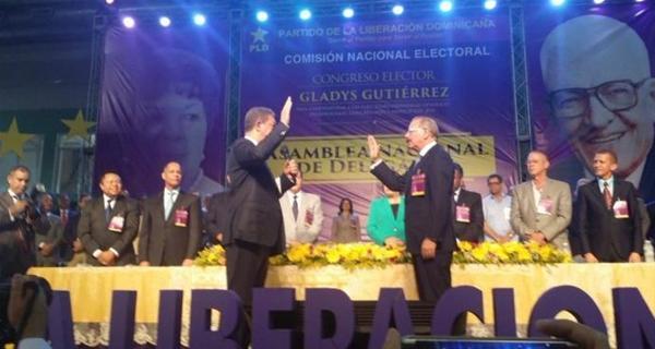 Danilo Medina Espera Una Victoria Contundente En El 2016
