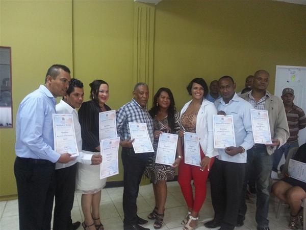 Junta Entrega Certificados A Los Ganadores De Las Pasadas Elecciones