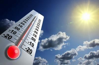 Calurosas Temperaturas En Gran Parte Del País Para Este Sábado