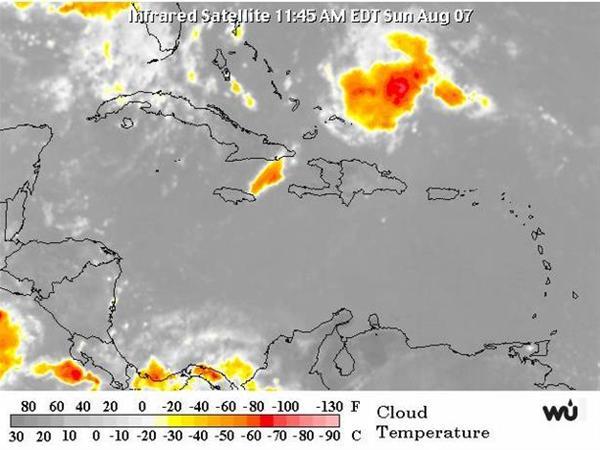 Onamet Pronostica Aguaceros Por Vaguada Y Onda Tropical
