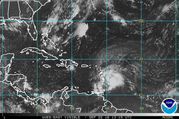 Onda Tropical Afectará Al País Desde Este Viernes