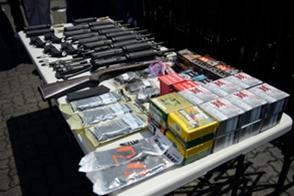 Diputado Reformista Niega Vinculación Con Tráfico De Armas