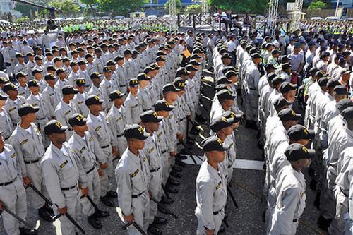 Policía Inicia Plan De Seguridad Navideño Con 4,800 Agentes