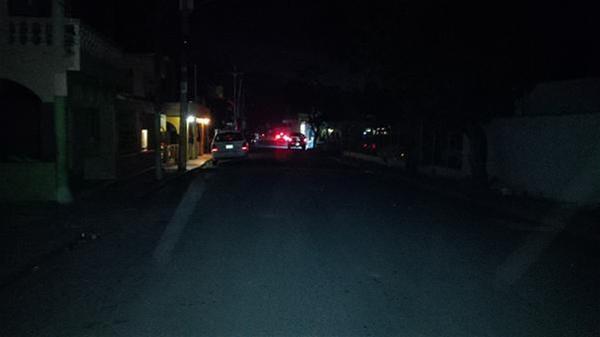 Avería Deja Sin Energía Parte Del Barrio La Mina