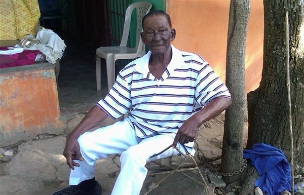 Fallece A Los 95 Años El Señor Manuel Rosario (Fermín)