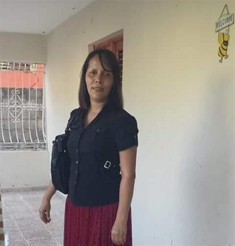 Fallece Cristina Rincon En Consuelo