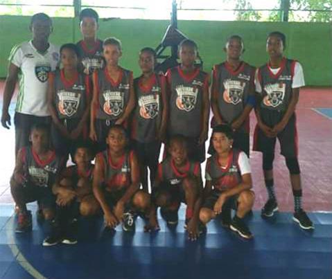 Liga Ruben Abreu Clasifica Invicto En Torneo Mini Basket