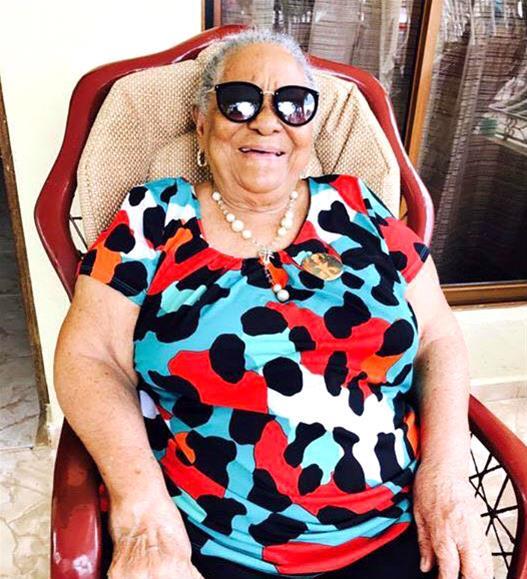 Fallece La Señora Ligia Reyes (Andrea)