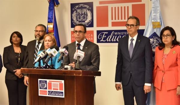 Navarro Abre Proceso Designación De Directores Regionales Y Distritales