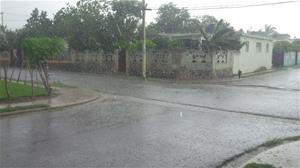 Onda Tropical Y Vaguada Provocarán Chubascos