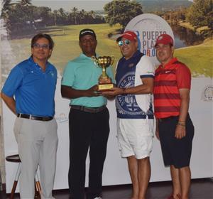 Julio Santos Gana Segunda Copa Playa Dorada Golf 2018