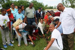 Asojuvecon Celebra Dia Del Medio Ambiente