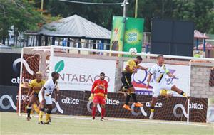 Atlético Pantoja Supera 2-1 A Moca Fc En Fútbol Ldf