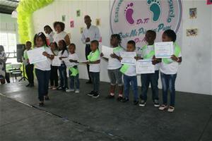 Estancia Infantil Consuelo Celebra Graduación