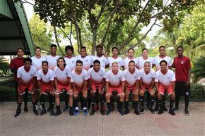Selección Nacional De Fútbol Va A Panamá A Fogueos