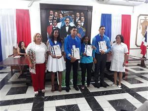 Cenapec Gradúa 104 Nuevos Bachilleres De San Pedro Y Hato Mayor