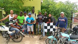 Motoconchistas Del Barrio Los Jardines Escogen Directiva