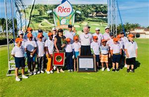 Fedogolf: Kang Y King Dominan Quinta Parada Tour Juvenil Copa Rica