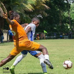 Leonardo Regalado Debuta Con Selección Dominicana De Futbol Sub-23