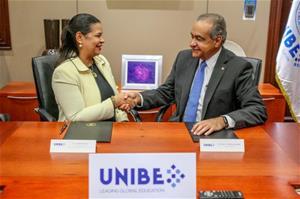 Unibe Y Dgcine Firman Convenio Para El Fomento Del Intercambio De Experiencias